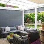 Loungemöbel Balkon 10 Ideen Fr Den Passenden Sichtschutz Auf Terrasse Und Garten Holz Günstig Wohnzimmer Loungemöbel Balkon