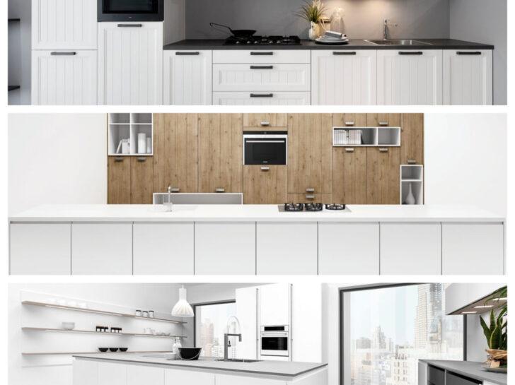 Medium Size of  Wohnzimmer Küchenwand