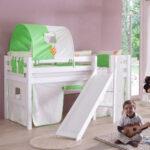 Kinderzimmer Hochbett Kinderzimmer Kinderzimmer Hochbett Fredia In Wei Mit Rutsche Wohnende Regal Weiß Sofa Regale