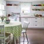 Wohnzimmer Küchenvorhänge