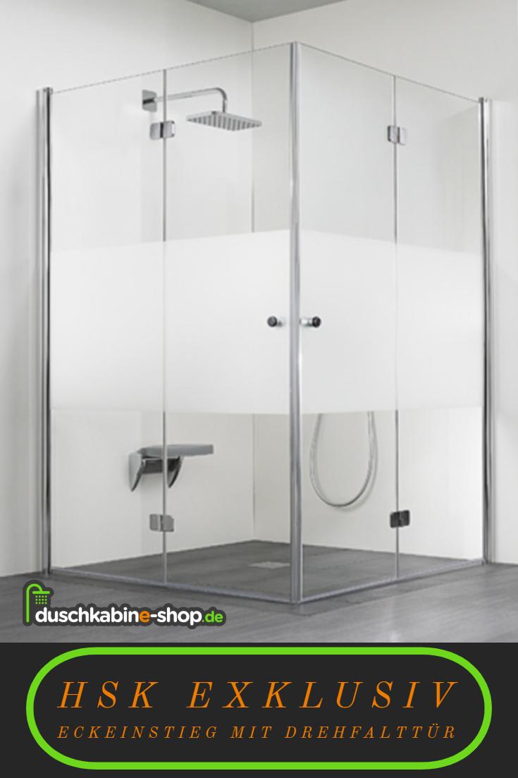 Full Size of Behindertengerechte Dusche Hsk Exklusiv Eckeinstieg Mit Drehfalttr In 2020 Duschkabine Bodenebene Glaswand Badewanne 90x90 Bidet Bluetooth Lautsprecher Duschen Dusche Behindertengerechte Dusche