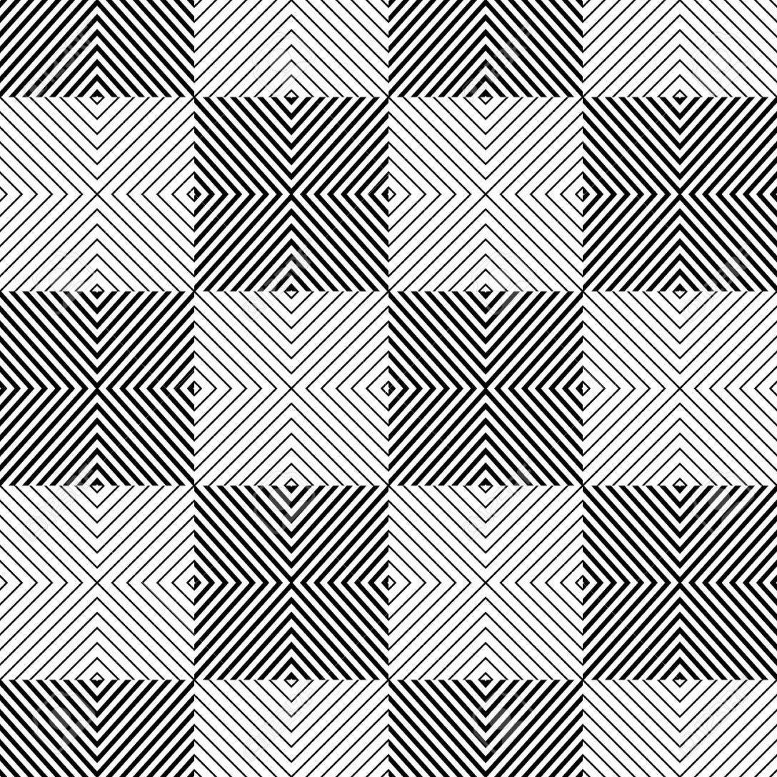 Large Size of Abstrakte Geometrische Muster Schwarze Und Weie Nahtlose Wohnzimmer Tapeten Fototapeten Esstische Bett 180x200 Küche Weiss Schlafzimmer Tapete Holz Sofa Fürs Wohnzimmer Tapeten Modern