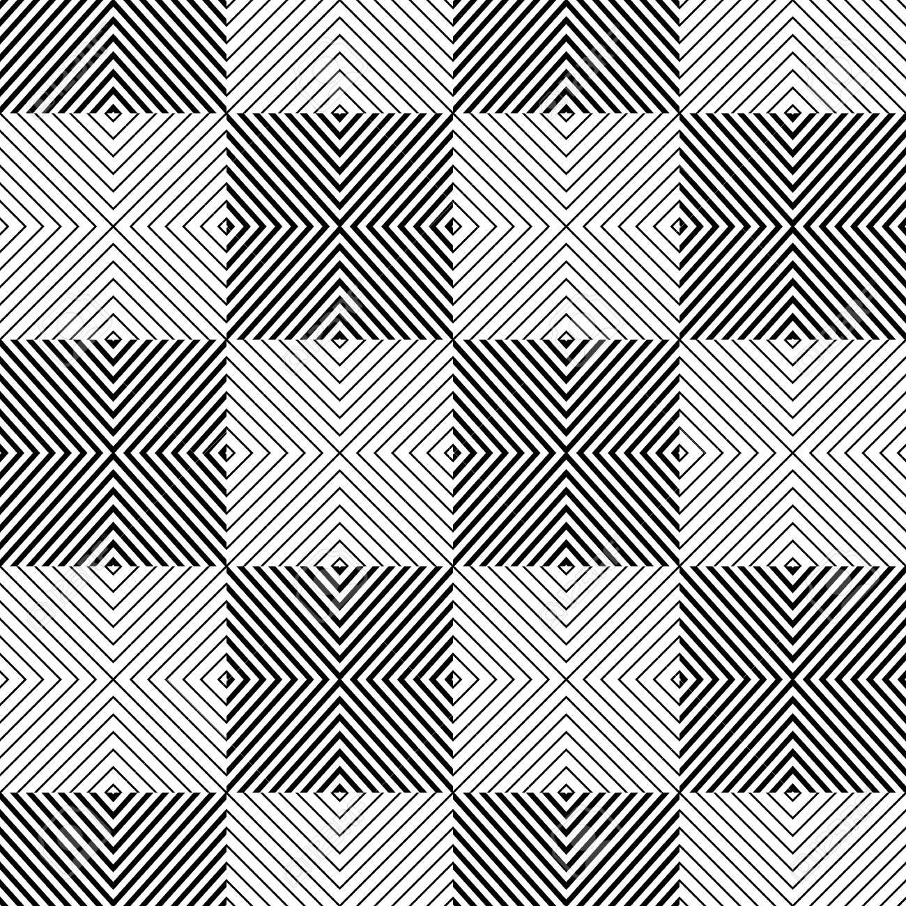 Full Size of Abstrakte Geometrische Muster Schwarze Und Weie Nahtlose Wohnzimmer Tapeten Fototapeten Esstische Bett 180x200 Küche Weiss Schlafzimmer Tapete Holz Sofa Fürs Wohnzimmer Tapeten Modern