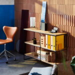 Schreibtisch Regal Planner Von Fritz Hansen Connox Kinderzimmer Schmale Regale Dachschräge Günstig Kleine Großes Amazon Hoch Tv Holz Für Getränkekisten Regal Schreibtisch Regal