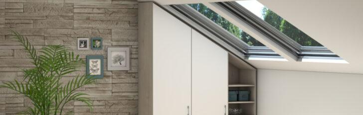 Medium Size of Dachschrgenschrank Nach Ma Planen Und Bestellen Schrankwerkde Regal Auf Rollen Wand Eiche Wandregal Bad Vorratsraum Bito Regale Hängeregal Küche Weiße Regal Dachschräge Regal