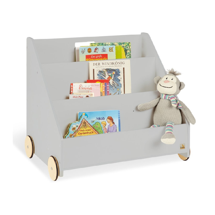 Full Size of Kinderzimmer Bücherregal Pinolino Bcherregal Mit Rollen Lasse Regal Regale Sofa Weiß Kinderzimmer Kinderzimmer Bücherregal