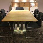 Musterring Lenya Esstisch Lampe Kolonialstil Sheesham Rustikal Holz Massivholz Massiv Sofa Für Kleiner Glas Lampen Eiche Quadratisch Rund Mit Stühlen Esstische Musterring Esstisch