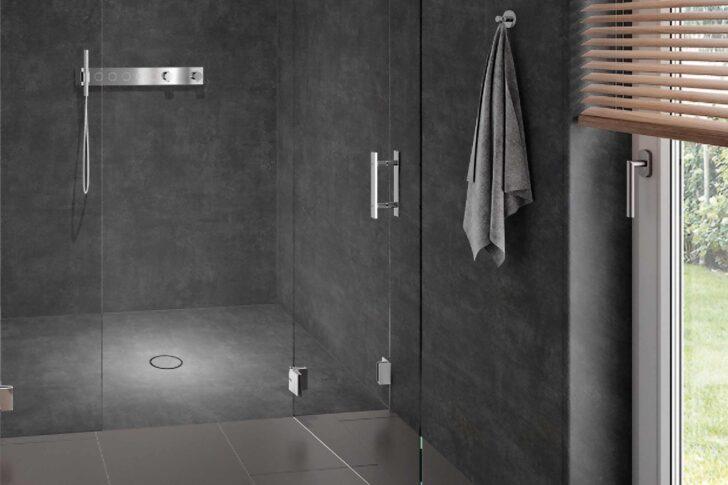 Medium Size of Bodengleiche Dusche Einbauen Hornbach Badewanne Mit Tür Und Glastrennwand Glasabtrennung Hüppe Ebenerdige Kosten Walkin 90x90 Begehbare Duschen Dusche Dusche Bodengleich