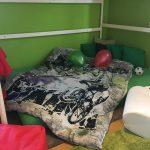 Bettwäsche Teenager Wohnzimmer Jugend Wende Bettwsche Ca135x200 Cm Baumwolle Graffiti Move Beties Teenager Betten Bettwäsche Sprüche Für
