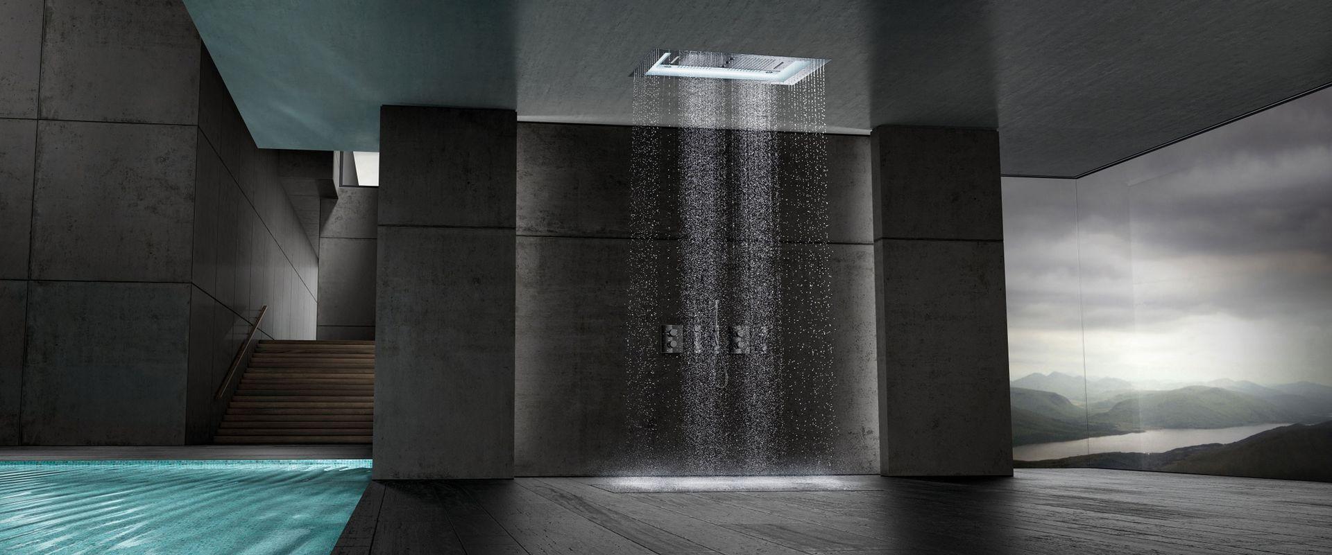 Full Size of Grohe Dusche Aquasymphony Regeneration Fr Alle Sinne Sprinz Duschen Ebenerdige Schulte Bodenebene Kosten Bidet Badewanne Mit Thermostat Ebenerdig Begehbare Dusche Grohe Dusche