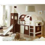 Kinderzimmer Hochbett Kinderzimmer Kinderzimmer Massivholz Hochbett In Wei Aus Buche Mit Rutsche Ceoni Regal Weiß Regale Sofa