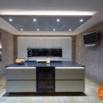 Wandgestaltung Küche Wohnzimmer Wandgestaltung Küche Kche Ideen Volimea Ikea Kosten Industrial Singleküche Mit Kühlschrank Barhocker Massivholzküche Anthrazit Miele Bodenbelag Hochglanz