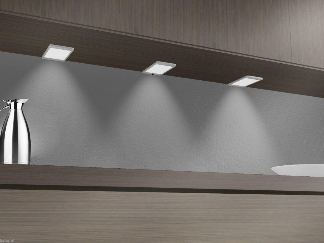 Large Size of Küchenleuchte Kalb Led Unterbauleuchte 6watt Set Sensor Real Wohnzimmer Küchenleuchte