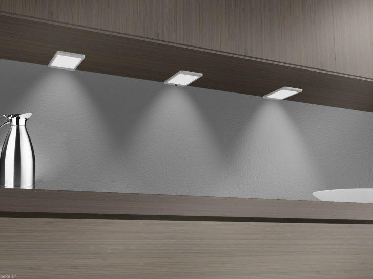 Medium Size of Küchenleuchte Kalb Led Unterbauleuchte 6watt Set Sensor Real Wohnzimmer Küchenleuchte