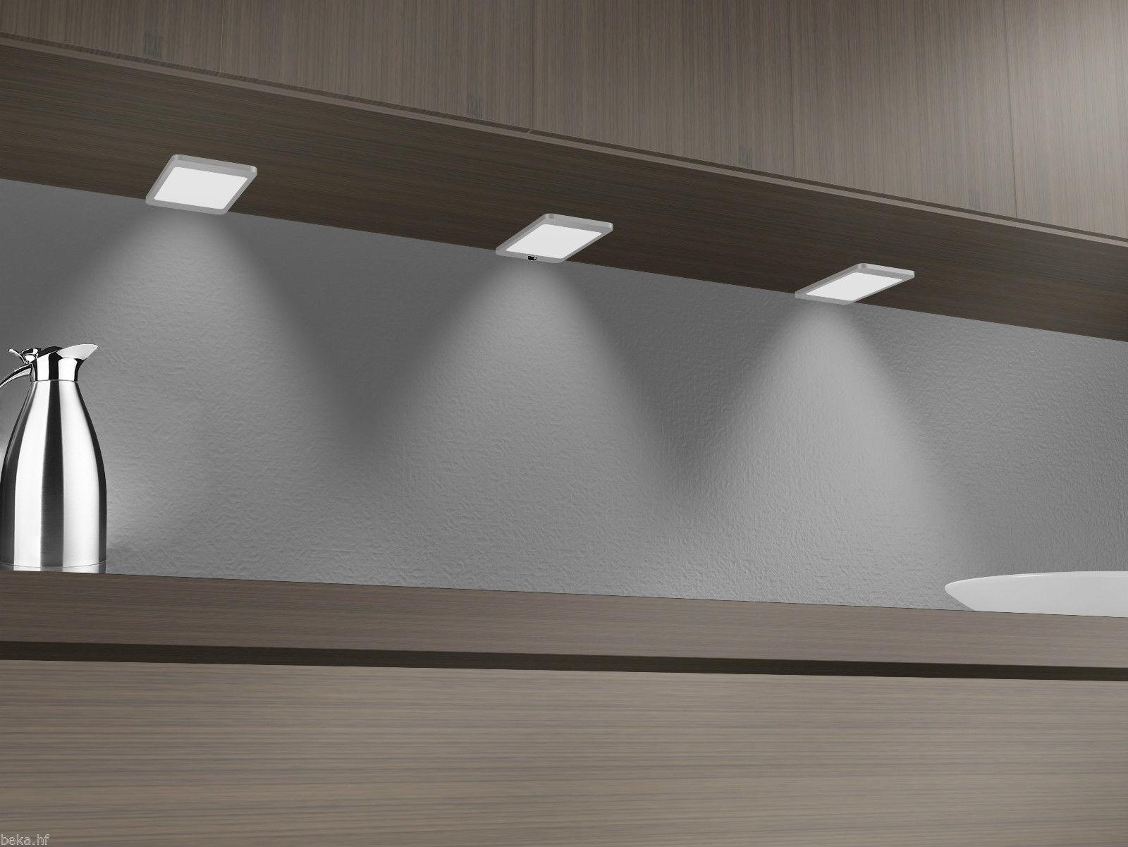 Full Size of Küchenleuchte Kalb Led Unterbauleuchte 6watt Set Sensor Real Wohnzimmer Küchenleuchte