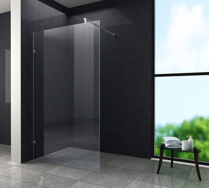 Medium Size of Walkin Dusche 10 Mm Duschwand Slim 120 200 Cm Amazonde Baumarkt Glaswand Wand Begehbare Fliesen Hüppe Duschen Abfluss Schulte Bidet Bodenebene Siphon Dusche Walkin Dusche