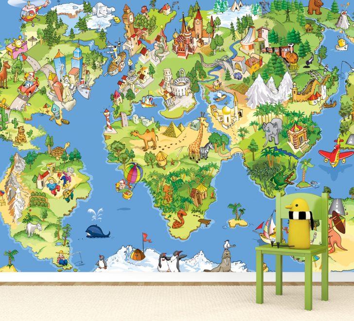 Medium Size of Kinderzimmer Tapete Sofa Tapeten Schlafzimmer Küche Modern Fototapeten Wohnzimmer Fototapete Fenster Ideen Regale Für Die Regal Weiß Wohnzimmer Kinderzimmer Tapete