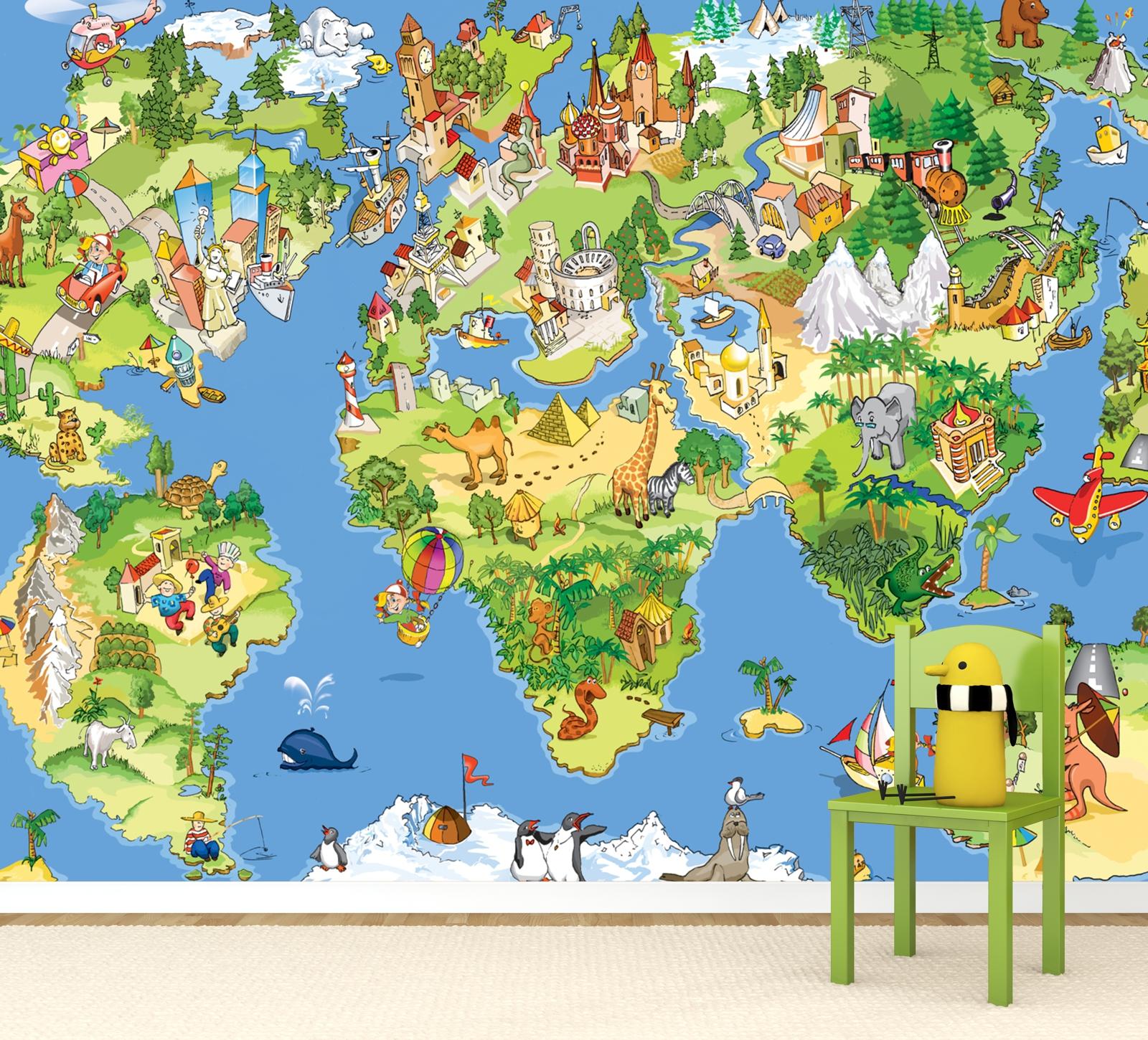 Full Size of Kinderzimmer Tapete Sofa Tapeten Schlafzimmer Küche Modern Fototapeten Wohnzimmer Fototapete Fenster Ideen Regale Für Die Regal Weiß Wohnzimmer Kinderzimmer Tapete