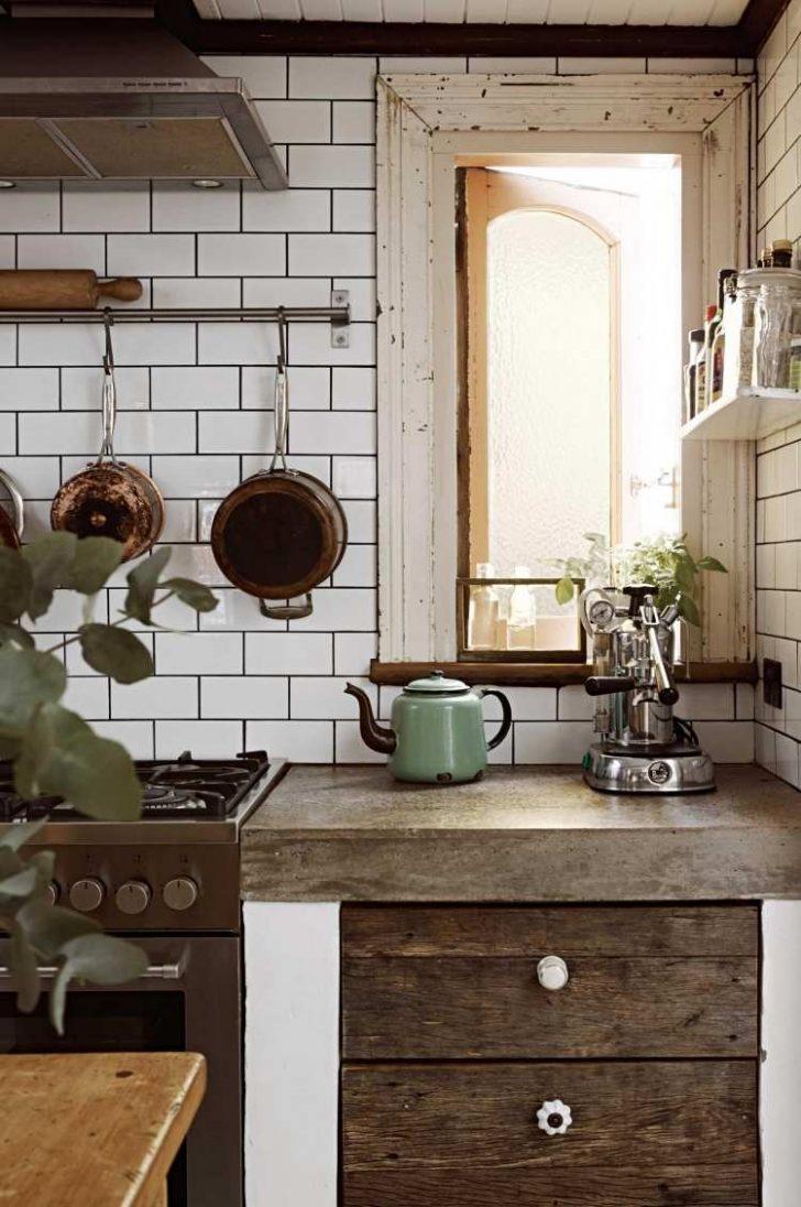 Medium Size of Küchen Ideen 27 Kchen Rustikale Kche Mit Modernen Elementen Wohnzimmer Tapeten Bad Renovieren Regal Wohnzimmer Küchen Ideen