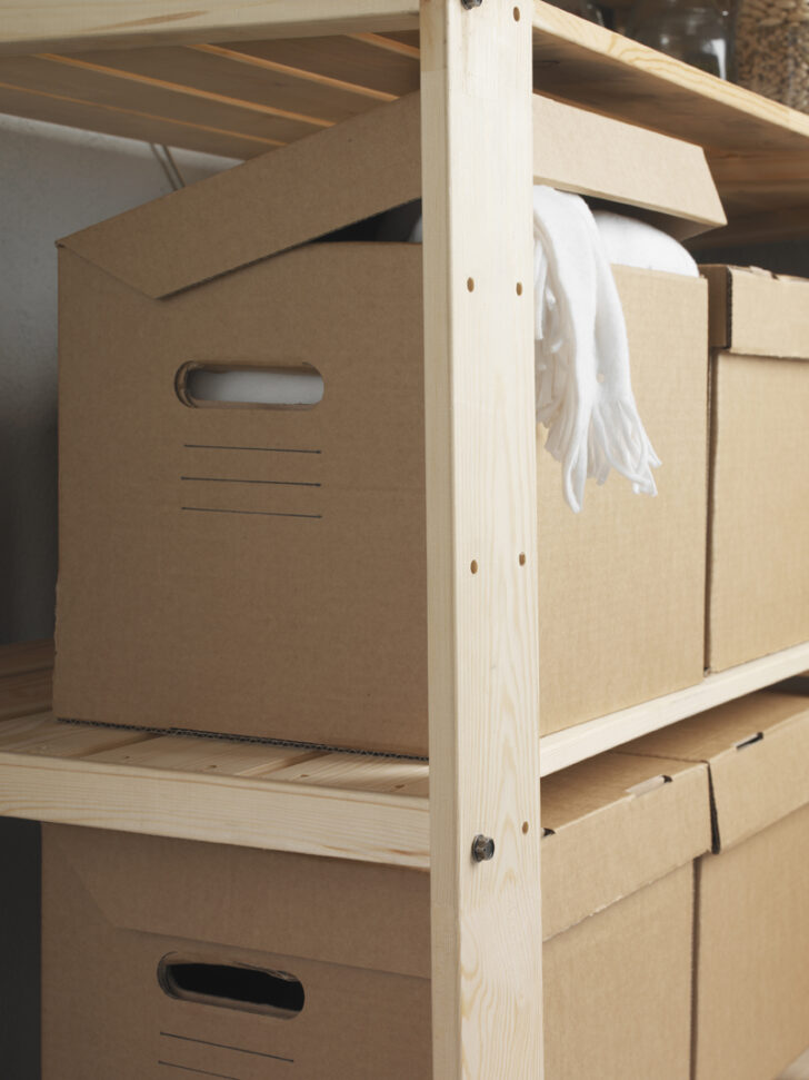 Medium Size of Vorratsraum Regal Trocken Und Sauber Im Keller Lagern Tipps Tricks Bauende Paletten Regale Holz Weiße Weißes Weiß Hochglanz Für Kleidung Aus Kisten Regal Vorratsraum Regal