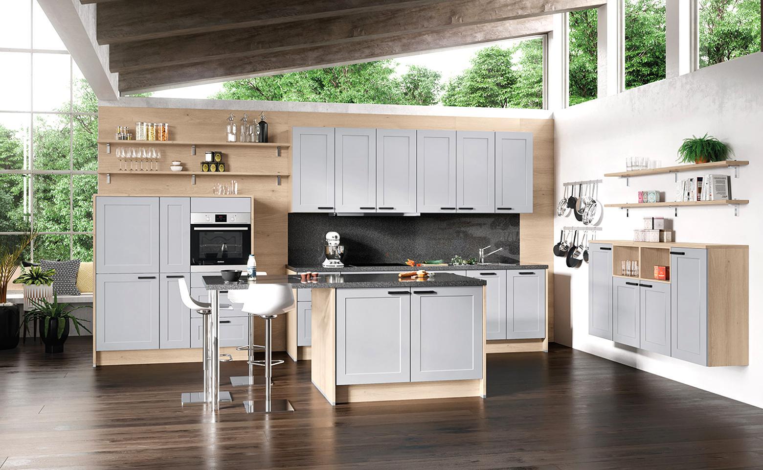 Full Size of Kchen Gnstig Mit E Gerten Amazon Roller Ohne Khlschrank Ikea Regale Küchen Regal Wohnzimmer Roller Küchen