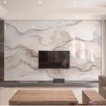 3d Tapeten Abstrakter Druck Braune Beschaffenheitsmarmor Für Die Küche Wohnzimmer Fototapeten Schlafzimmer Wohnzimmer 3d Tapeten