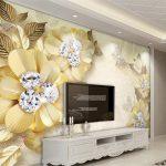 Schöne Tapeten Wohnzimmer Beibehang Europischen Stil Schne Kreative Papel 3d Wohnzimmer Tapeten Mein Schöner Garten Abo Für Die Küche Schlafzimmer Schöne Betten Fototapeten