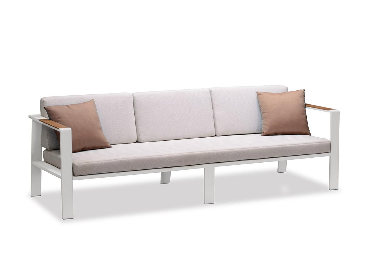 Full Size of Outdoor Sofa Wetterfest Ikea Couch Lounge Bernstein Gartenlounge Nofi Einzelelement 3er Mit Armlehnen Antikes Boxspring Schlaffunktion 2 5 Sitzer Grau Leder Wohnzimmer Outdoor Sofa Wetterfest