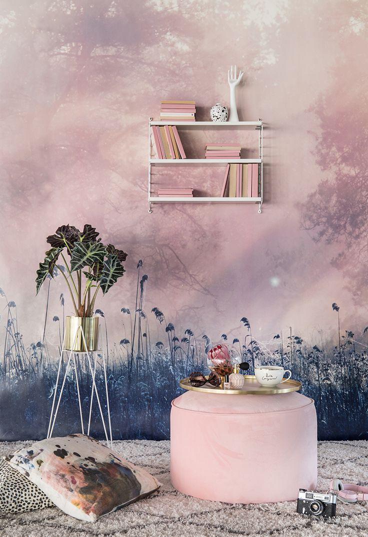 Full Size of Pink Dawn Moderne Tapeten Schlafzimmer Komplett Massivholz Komplettes Loddenkemper Wandbilder Günstig Weißes Lampen Stuhl Wandtattoo Landhausstil Teppich Wohnzimmer Schlafzimmer Tapeten