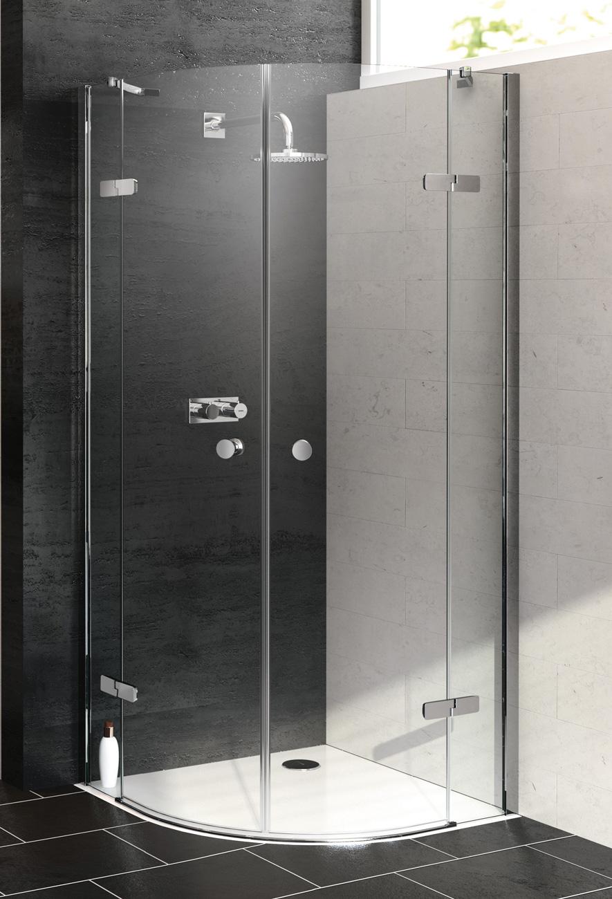 Full Size of Hppe Viertelkreis Dusche Enjoy Schwingtr 2 Flgelig Bidet Ebenerdige Schulte Duschen Werksverkauf Anal Glaswand Behindertengerechte Hüppe Antirutschmatte Dusche Pendeltür Dusche