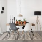 Esstische Design Esstische Esstische Ausziehbar Design Holz Küche Industriedesign Designer Moderne Rund Massiv Kleine Regale Massivholz