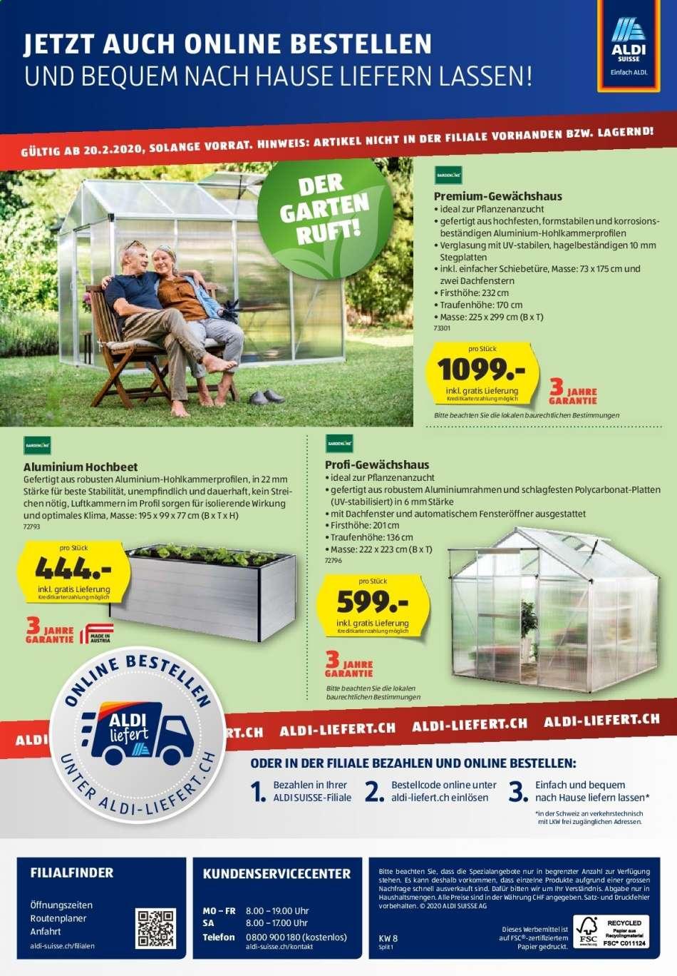 Full Size of Aldi Prospekt 2022020 2622020 Rabatt Kompass Garten Hochbeet Relaxsessel Wohnzimmer Hochbeet Aldi