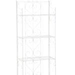 Regal Metall Weiß 106 Kleiderschrank Mit Esstisch Oval Schreibtisch Modular Hochglanz 60 Cm Tief Moormann Kernbuche Bett 120x200 Kiefer Regal Regal Metall Weiß