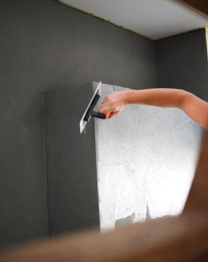 Medium Size of Alpina Betonoptik Set Bauhaus Beton Optik Grau Obi Video Hellgrau Farbe Küche Bad Hotel Hofgastein Wohnzimmer Alpina Betonoptik