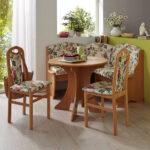 Esstisch Mit Stühlen Kleine Eckbank Tisch Sthlen 130x130 Cm 4 Teiliges Set Sofa Led Glas 3 Sitzer Relaxfunktion Schlaffunktion Federkern Bett Stauraum Küche Esstische Esstisch Mit Stühlen