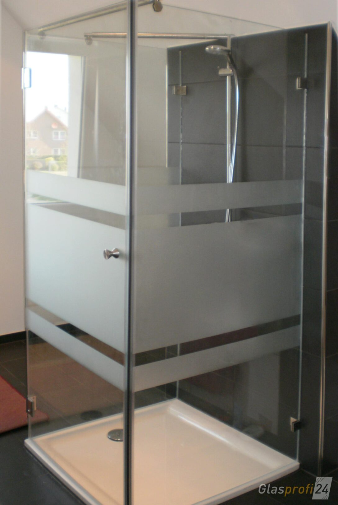 Large Size of Dusche 90x90 Duschkabine U Form Aus Glas Glasprofi24 Walk In Hsk Duschen Begehbare Glaswand Fliesen Für Hüppe Badewanne Mit Tür Und Ebenerdig Bodengleiche Dusche Dusche 90x90