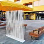 Paravent Outdoor Wohnzimmer Paravent Outdoor Polyrattan Holz Garten Metall Amazon Ikea Balkon Glas Bambus Ist Blicherweise Eine Zwei Bis Fnfteilige Küche Kaufen Edelstahl