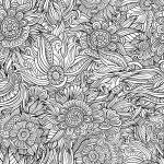 Schöne Tapeten Schne Blumen Ethnischen Ornamental Lckenhaft Nahtlose Für Die Küche Schlafzimmer Betten Fototapeten Wohnzimmer Mein Schöner Garten Abo Wohnzimmer Schöne Tapeten