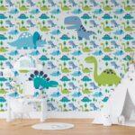 Wandbild Kinderzimmer Kinderzimmer Kinderzimmer Papier Tapete 368x254cm Foto Wandbild Fr Kinder Regal Weiß Sofa Regale Wohnzimmer Wandbilder Schlafzimmer