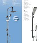 Duschsäulen Dusche Eisl Designing Water Katalog Duschsäulen