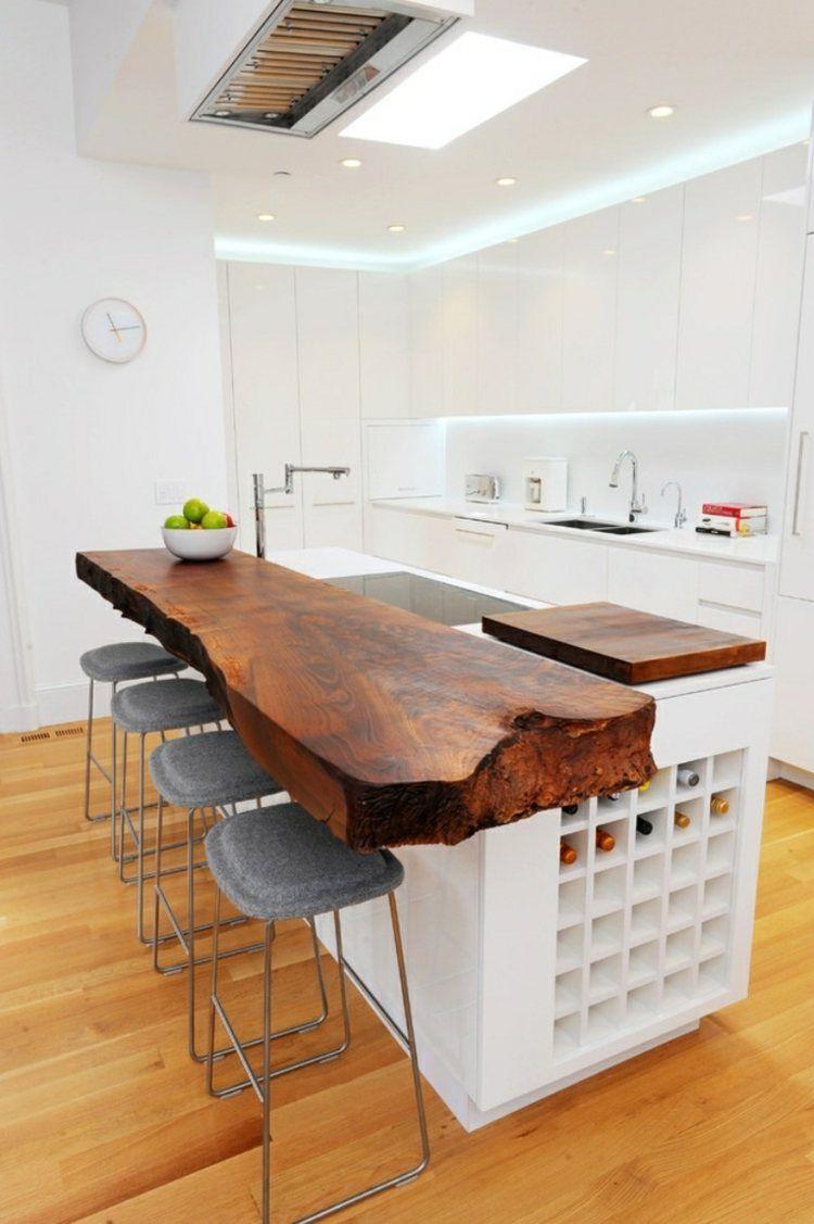 Full Size of Küchentheke Kreative Und Schne Kchenideen Ein Innovatives Interieur Haus Wohnzimmer Küchentheke