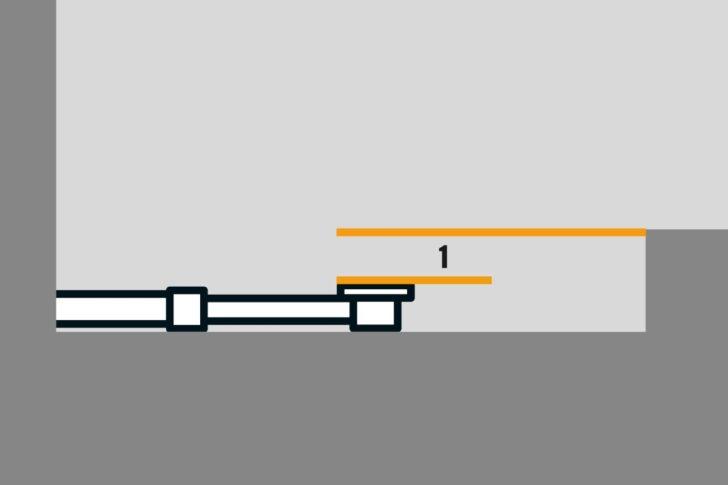 Medium Size of Bodengleiche Dusche Einbauen Punktentwsserung Anleitung Von Glastür Siphon Eckeinstieg Badewanne Glaswand Antirutschmatte Nachträglich Raindance Begehbare Dusche Dusche Einbauen