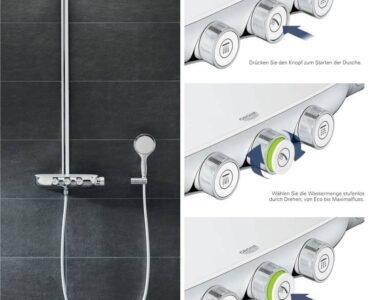Grohe Dusche Dusche Grohe Dusche Mischbatterie Kartusche Wechseln Demontieren Duschstange Montageanleitung Thermostate Aufputz Armatur 80x80 Moderne Duschen Ebenerdig Breuer