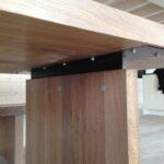 Rustikaler Esstisch Esstische Tisch Aus Eiche Rustikal Holzkunststckde Esstisch Betonplatte Industrial Pendelleuchte Lampen Wildeiche Mit Stühlen Esstischstühle Massiv Ausziehbar Designer