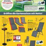 Garden Dream Aluminium Liegestuhl Im Angebot Bei Netto Kupinode Garten Relaxsessel Aldi Wohnzimmer Liegestuhl Aldi