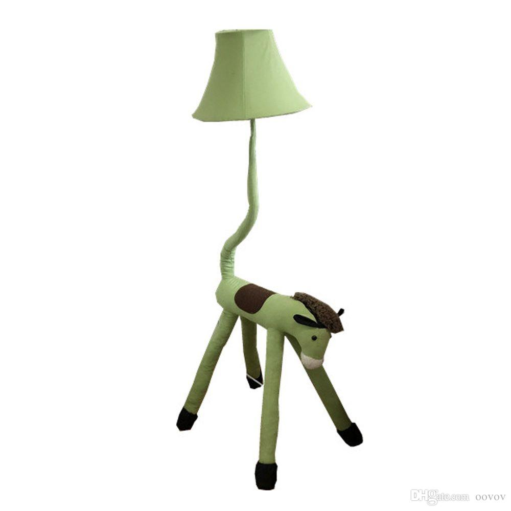 Full Size of Oovov Green Horse Stoff Stehlampe Kreative Regale Wohnzimmer Schlafzimmer Sofa Regal Stehlampen Weiß Kinderzimmer Stehlampe Kinderzimmer