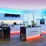 Lampe Küche Wohnzimmer Lampe Küche Led Beleuchtung In Der Kche Stripes Von Paulmann Fr Teppich Was Kostet Eine Neue Eckunterschrank Schlafzimmer Deckenlampe Finanzieren Sideboard