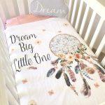 Kinderbett Mädchen Wohnzimmer Boho Traum Groe Kinderbett Decke Krippe Baby Mdchen Etsy Mädchen Betten Bett