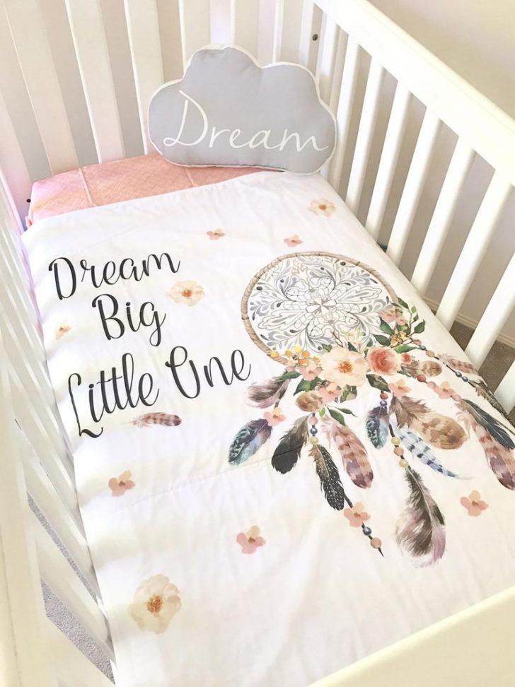 Medium Size of Boho Traum Groe Kinderbett Decke Krippe Baby Mdchen Etsy Mädchen Betten Bett Wohnzimmer Kinderbett Mädchen