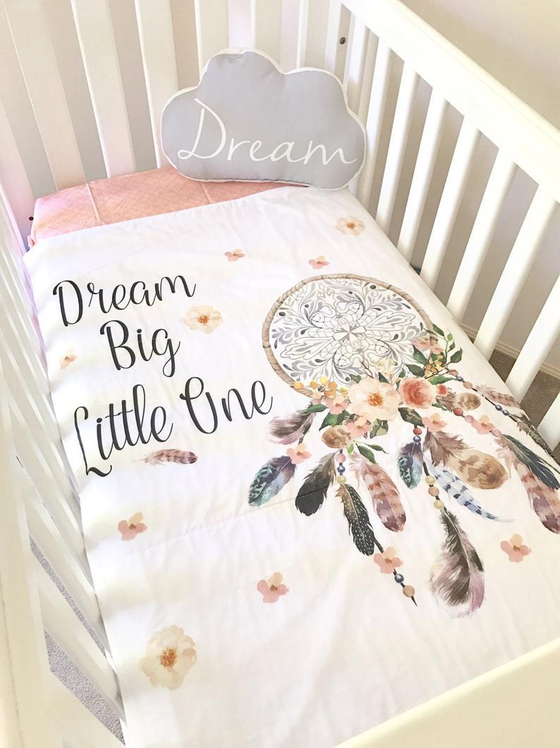 Full Size of Boho Traum Groe Kinderbett Decke Krippe Baby Mdchen Etsy Mädchen Betten Bett Wohnzimmer Kinderbett Mädchen